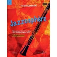 MAKHOLM J. JAZZOSPHERE VOL 1 CLARINETTE