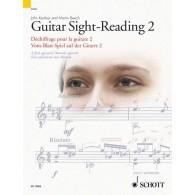 KEMBER J./BEECH M. GUITAR SIGHT-READING VOL 2
