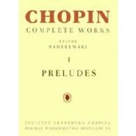 CHOPIN F. PRELUDES PIANO