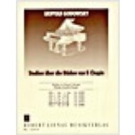 GODOWSKY L. ETUDES D'APRES CHOPIN VOL 4 PIANO