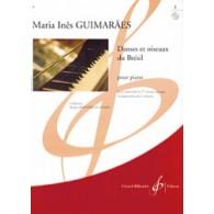 GUIMARAES M.I. DANSES ET OISEAUX DU BRESIL VOL 1 PIANO