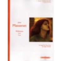MASSENET J. MEDITATION DE THAIS PIANO