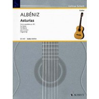 ALBENIZ I. ASTURIAS GUITARE