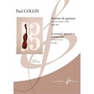 COLIN P. SYSTEME DE GAMMES POUR INSTRUMENTISTES A CORDES ALTO