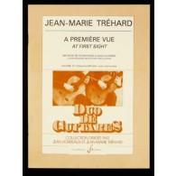 TREHARD J.M. A PREMIERE VUE VOL 4 GUITARES