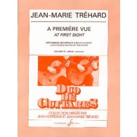 TREHARD J.M. A PREMIERE VUE VOL 6 GUITARES