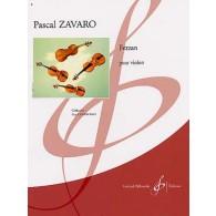 ZAVARO P. FEZZAN VIOLON SOLO