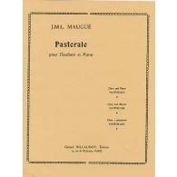 MAUGUE J.M.L. PASTORALE HAUTBOIS