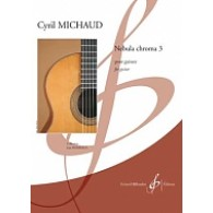 MICHAUD C. NEBULA CHROMA 3 GUITARE