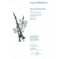 STRAUSS (FILS) J. NEUE PIZZICATO-POLKA CLARINETTES