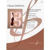 DANCLA C. SOLOS DE CONCERTO: OP 77 N°1 EN MI MINEUR ALTO