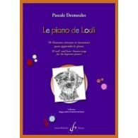 DESMEULES P. LE PIANO DE LOULI