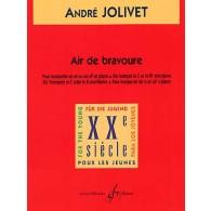 JOLIVET A. AIR DE BRAVOURE TROMPETTE