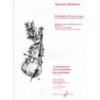 BOTTESINI G. CONCERTO N°2 CONTREBASSE