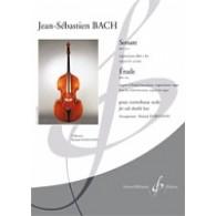 BACH J.S. SONATE BWV 1013 CONTREBASSE