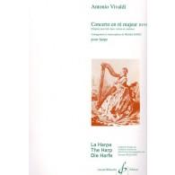 VIVALDI A. CONCERTO RV 93 HARPE