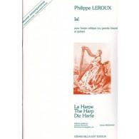 LEROUX P. IAL HARPE CELTIQUE ET GUITARE