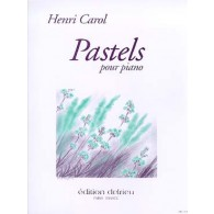 CAROL H. PASTELS VOL 1 PIANO