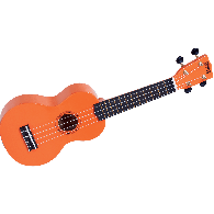 UKULELE MAHALO MR1-OR SOPRANO ORANGE BRILLANT