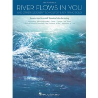 RIVER FLOWS IN YOU AND OTHER ELOQUENT SONGS PIANO