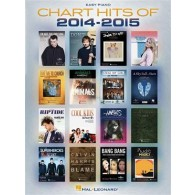 CHARTS HITS OF 2014-2015 PIANO