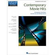 CONTEMPORARY MOVIE HITS PIANO