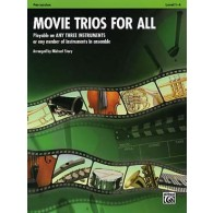 MOVIE TRIOS FOR ALL PERCUSSIONS