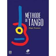 TROSMAN D. METHODE DE TANGO GUITARE