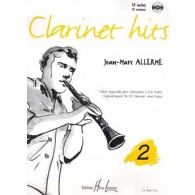 ALLERME J.M. CLARINET HITS VOL 2