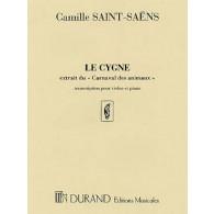 SAINT-SAENS C. LE CYGNE VIOLON