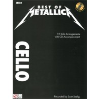 METALLICA BEST OF CELLO
