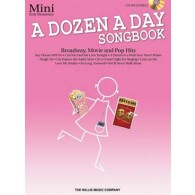 A DOZEN A DAY SONGBOOK MINI PIANO