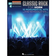 EASY INSTRUMENTAL PLAY-ALONG: CLASSIC ROCK COR (FA)