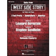 BERNSTEIN L. WEST SIDE STORY VIOLON