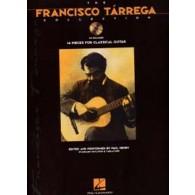 TARREGA F. THE FRANCISCO TARREGA COLLECTION GUITARE TABLATURE + CD