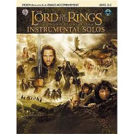 THE LORD OF THE RINGS VIOLON