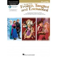 SONGS FROM FROZEN, TANGLED AND ENCHANTED FLUTE