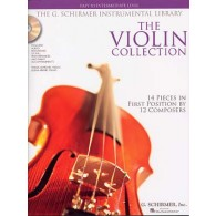 THE VIOLIN COLLECTION EASY TO INTERMEDIATE LEVEL