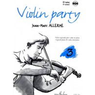 ALLERME J.M. VIOLIN PARTY VOL 3
