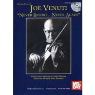 VENUTI J. NEVER BEFORE... NEVER AGAIN VIOLON