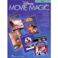 DISNEY MOVIE MAGIC FOR VIOLONCELLE SOLO