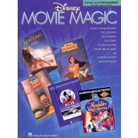 DISNEY MOVIE MAGIC FOR PIANO ACCOMPAGNEMENT CORDES