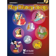 PLAY DISNEY SONGS EUPHONIUM