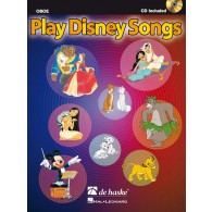 PLAY DISNEY SONGS HAUTBOIS