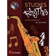 VAN HULTEN J. STUDIES IN RHYTHM SAXO ALTO