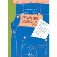 HEUMANN H.G. SUCCES DES ANNEES 50 PIANO