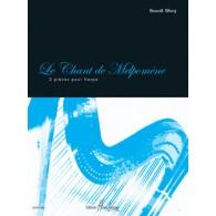 WERY B.  LE CHANT DE MELPOMENE HARPE