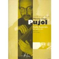 PUJOL E. STELLA AUSTRALIA GUITARE