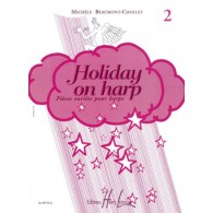 BEAUMONT-CHOLLET M. HOLIDAY ON HARP VOL 2 HARPE