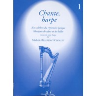 BEAUMONT-CHOLLET M. CHANTE LA HARPE VOL 1